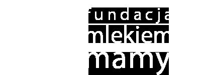 Logo Fundacji Mlekiem Mamy